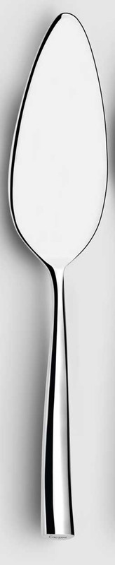 Silhouette Silver Plated Cake Server