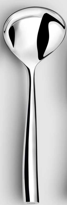 Silhouette Silver Plated Gravy Ladle
