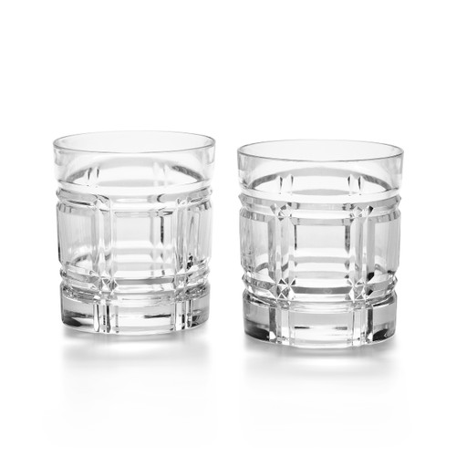 Ralph Lauren Greenwich Double Old-Fashioned Glass Set of 2