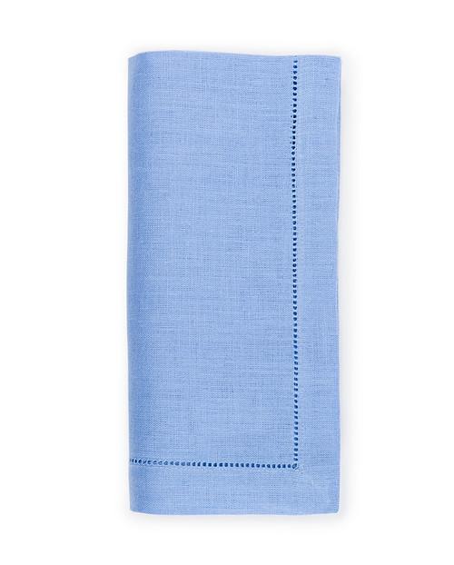 Gates-Engler Festival Linen Napkin Set of 4 | Bluebell