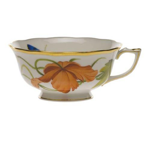 American Wildflowers California Poppy Tea Cup