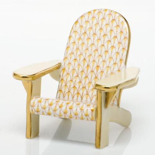 Adirondack Chair - Butterscotch