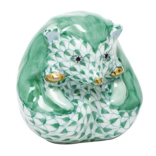 Baby Hedgehog - Green