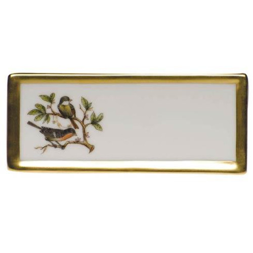 Rothschild Bird Original (no border) Place Card - Motif 02