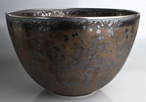 Aguirre Platinum Finition Horizon Maxi Salad Serving Bowl