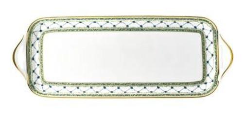 Allee Royale Long Cake Plate