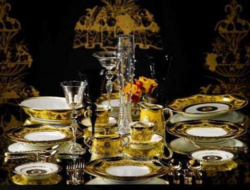 Amber Palace Dinner Plate