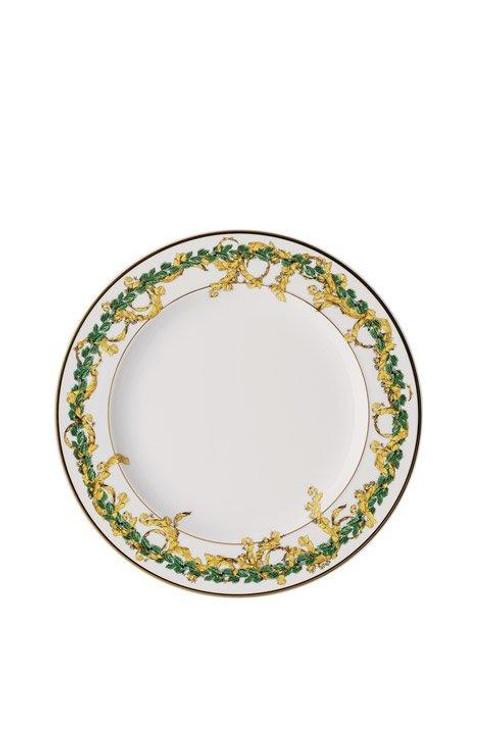 A Winter's Night Dinner Plate