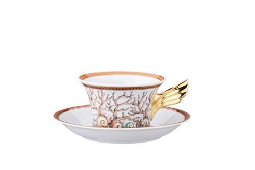 25 Years Étoiles de la Mer Tea Cup & Saucer