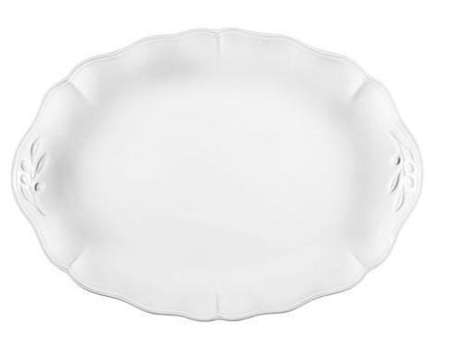 Alentejo White Oval Platter