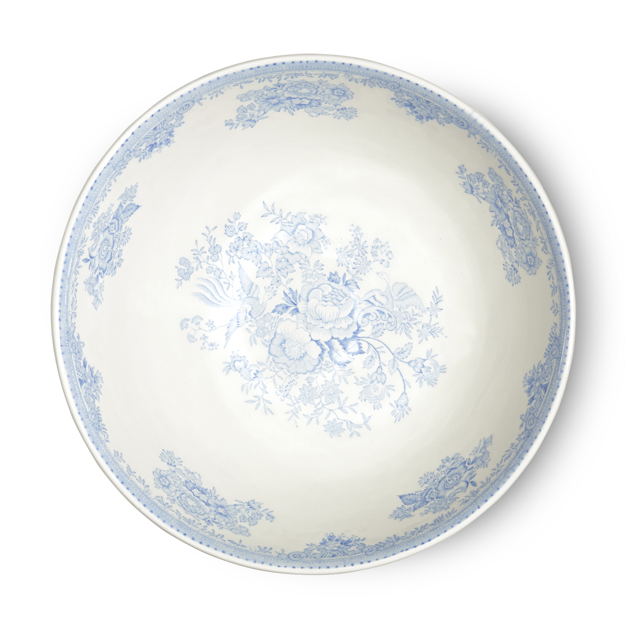 Burleigh Blue Asiatic Pheasants   Beautiful china dinnerware to adorn your tablescapes and add to your Sasha Nicholas wedding & gift registry