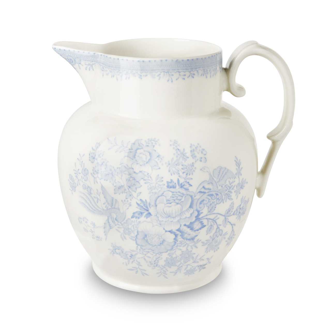 Burleigh Blue Asiatic Pheasants   Beautiful china to adorn your tablescapes and add to your Sasha Nicholas wedding & gift registry
