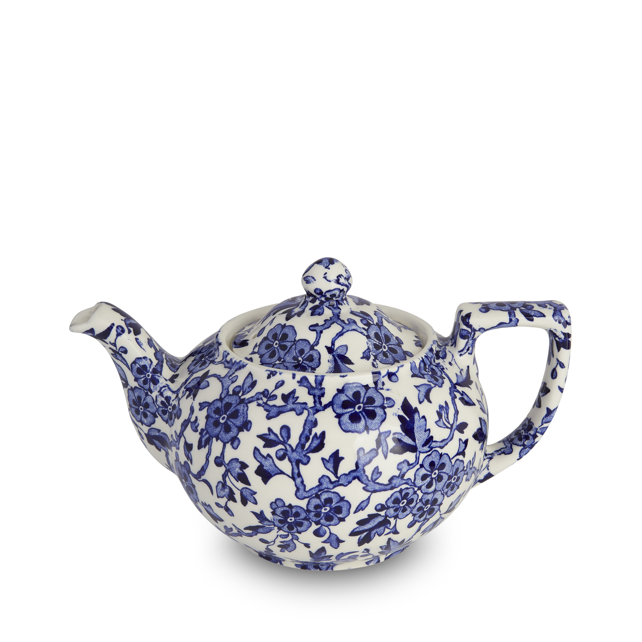 Burleigh Blue Arden | Beautiful china to adorn your tablescapes and add to your Sasha Nicholas wedding & gift registry