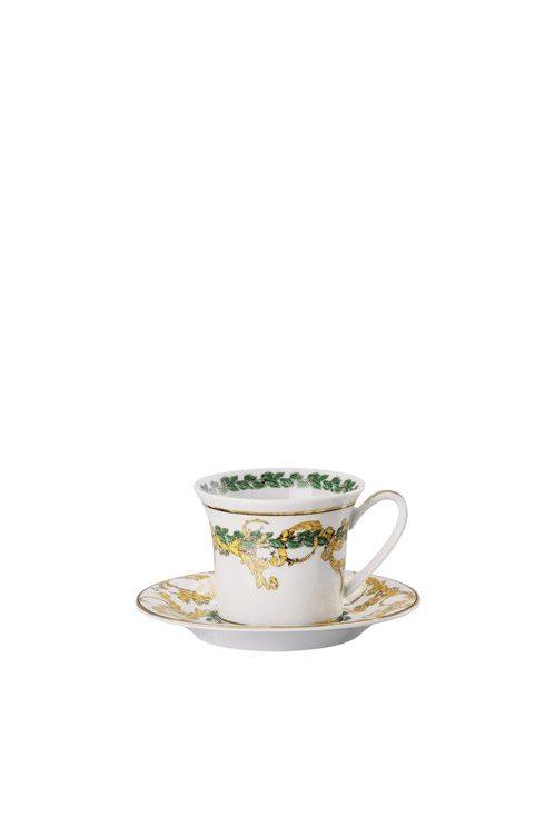 A Winter's Night AD Cup & Saucer