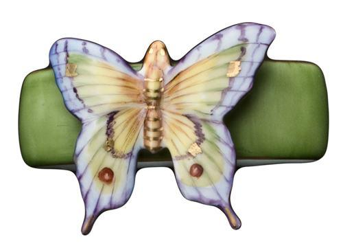 Giftware Green Butterfly Napkin Ring