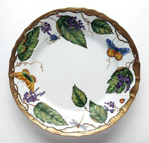 Wildberry Lavender Charger