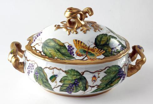Wildberry Lavender Soup Tureen