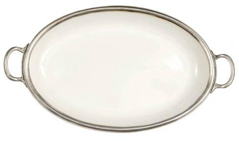 Tuscan Large Oval Tray