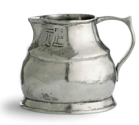 Vintage Pewter Small Pitcher