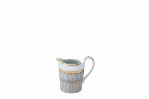 Arcades grey & gold Creamer