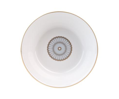 Arcades grey & gold Deep individual bowl