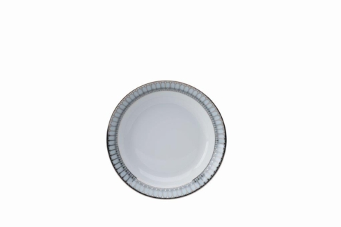 Arcades grey & platinum Soup/cereal Plate
