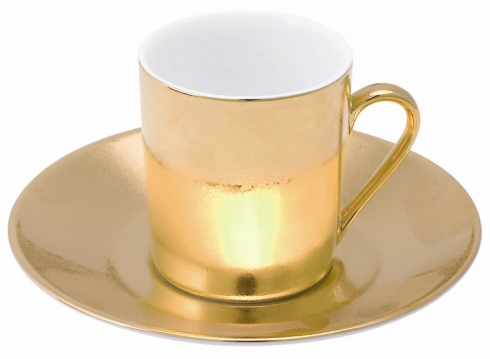 Carat gold Coffee Cup