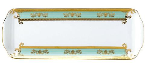 Corinthe Rectangular Cake Platter