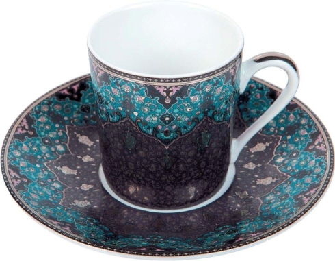 Dhara Peacock Coffee Cup