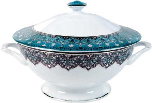 Dhara Peacock Soup tureen