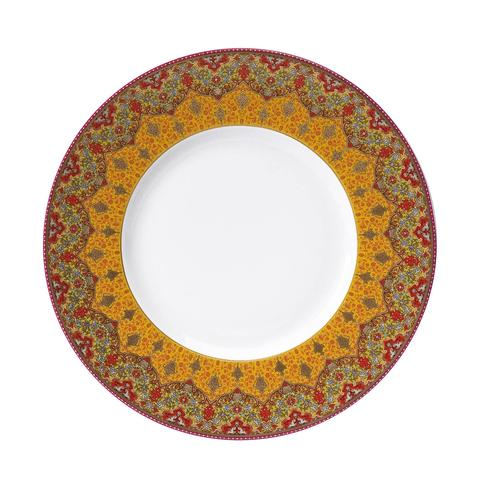 Dhara red Dessert Plate