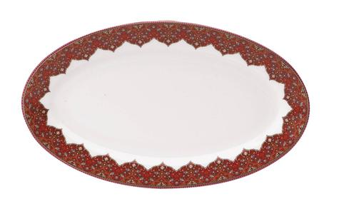 Dhara red Relish Dish