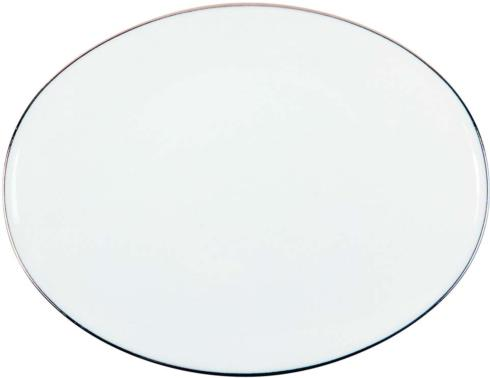 Epure platinum filet Bread & butter plate oval