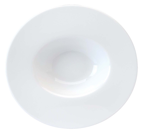 Epure white Deep cereal plate