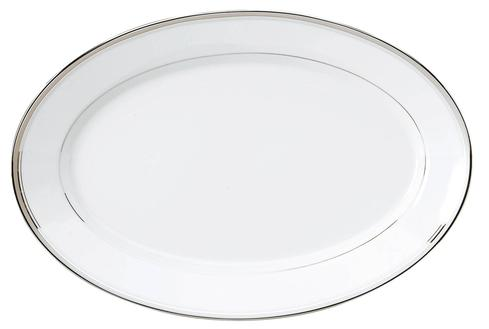 Excellence grey Oval Platter