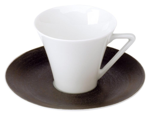 Galileum graphite Coffee Saucer
