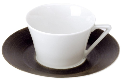 Galileum graphite Tea Saucer