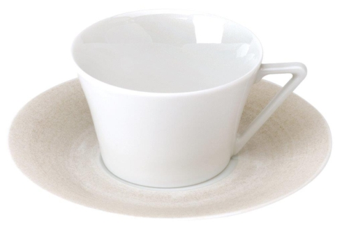 Galileum sand Tea Saucer
