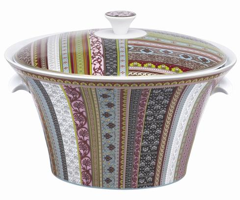 Ispahan Soup Tureen With Lid