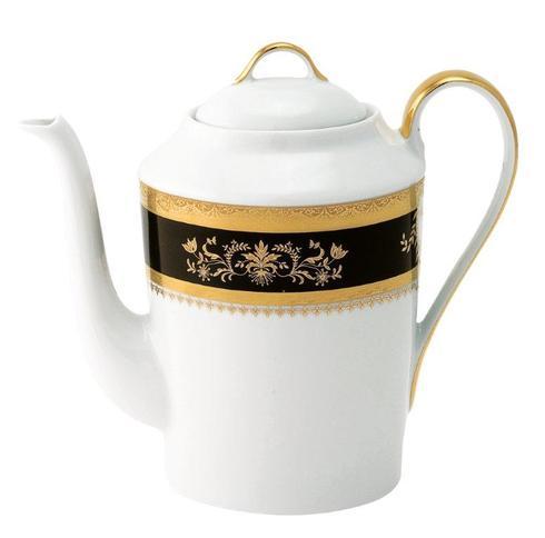 Orsay black Coffee Pot