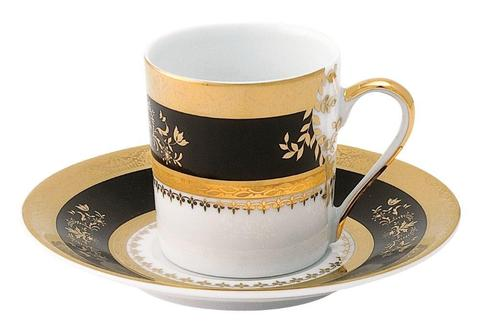 Orsay black Coffee Saucer