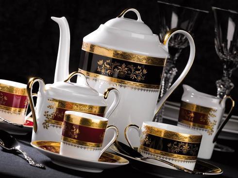 Orsay black Cream Soup Cup