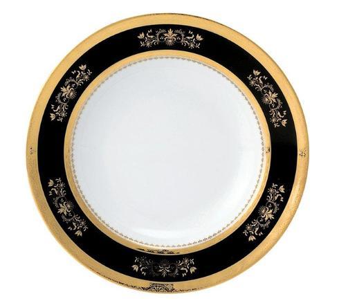 Orsay black Dessert Plate