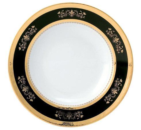Orsay black Dinner Plate