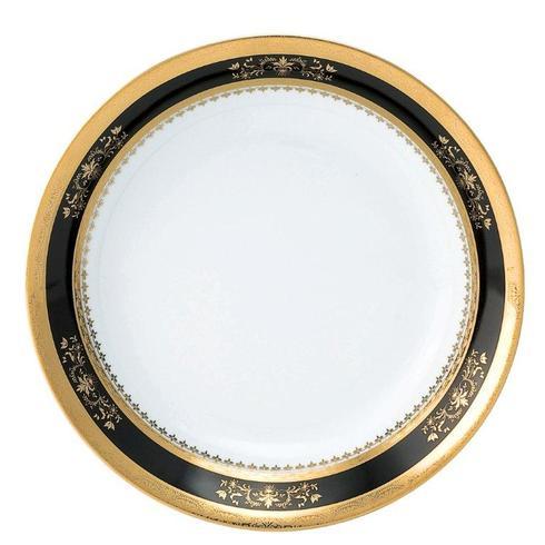 Orsay black Rim Soup Plate