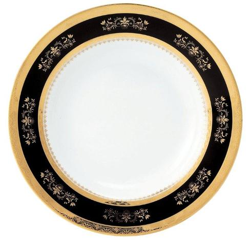 Orsay black Serving Plate