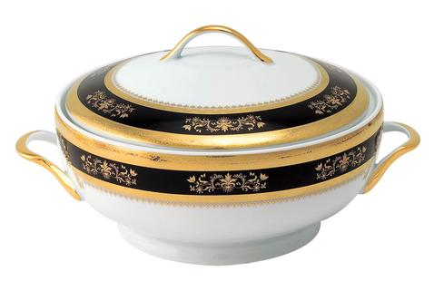 Orsay black Soup Tureen