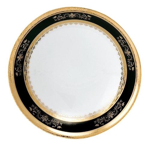 Orsay black Soup/Cereal Plate