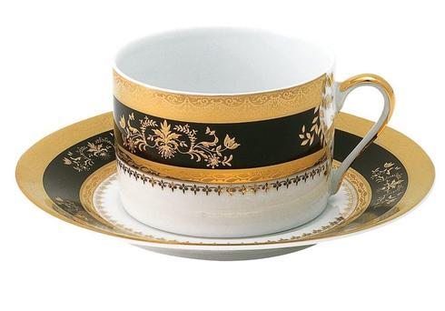 Orsay black Tea Saucer
