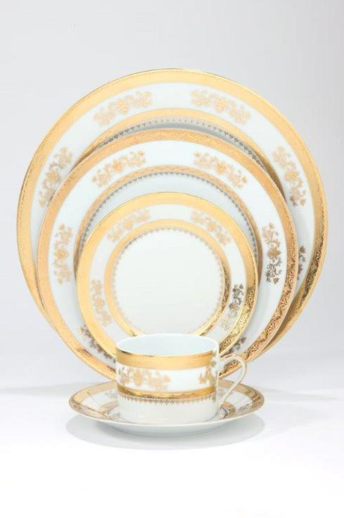 Orsay white Soup/Cereal Plate